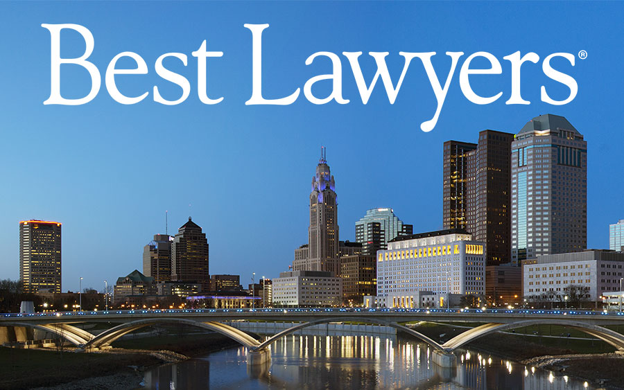 Crabbe, Brown & James, LLP Congratulates many of its own on being voted Best Lawyers® in Central Ohio in 2018