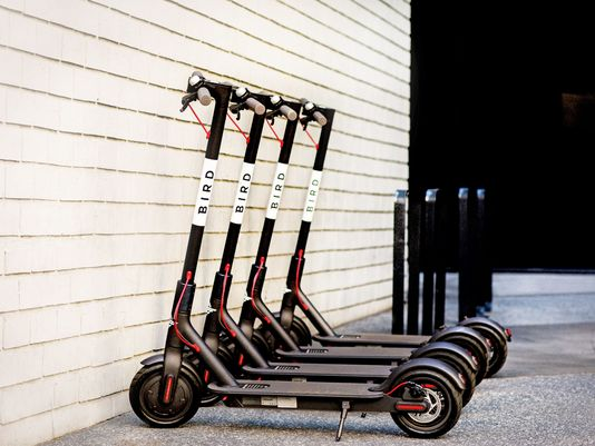 "UPDATE: Bird and Lime Scooters – The City of Columbus Department of Public Service Announces Regulations of ""Shared Mobility Devices"""