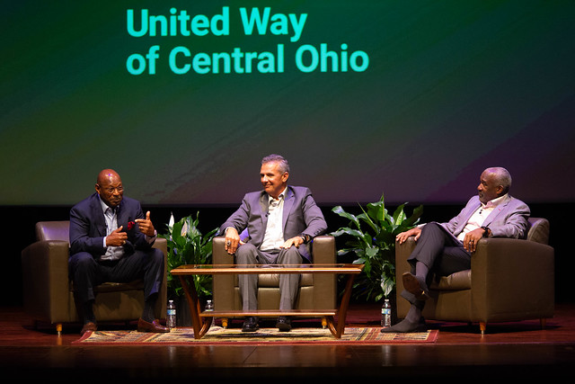 Crabbe, Brown & James Sponsors United Way Event with Urban Meyer, Archie Griffin, and Gene Smith