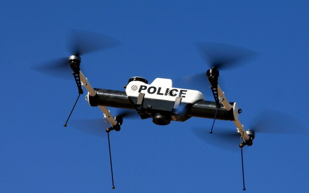 Law Enforcement and Drone Technology During COVID-19